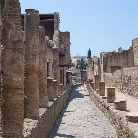 Letusdrive Tours – Tour de Pompeya – Herculano – Vesuvio