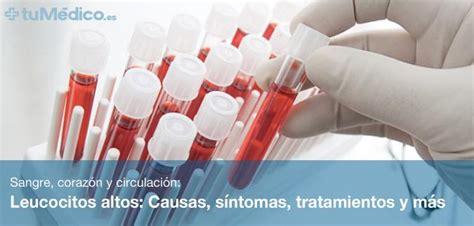 Leucocitos altos: Causas, síntomas, tratamientos y más