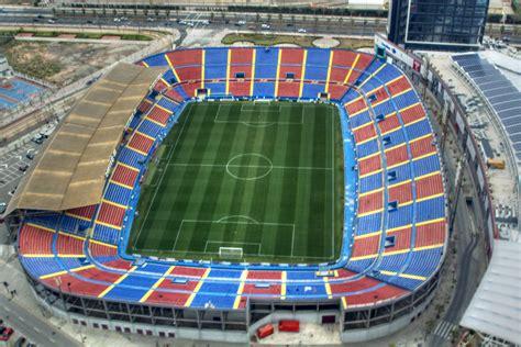 @Levante Estadio Ciudad de Valencia #9ine | Poker table ...