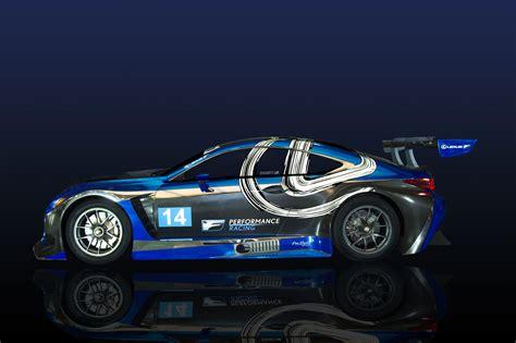 Lexus Announces Motorsports Partnership with New F ...