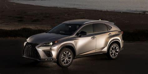 Lexus presentó el nuevo NX 2021   Motor y Racing