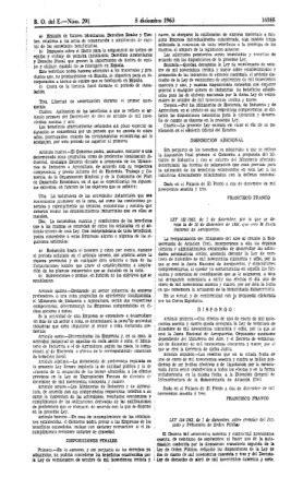 Ley 45/1959, de 30 de julio de Orden Público | Todos los ...