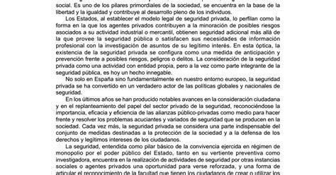 LEY 5 2014, de 4 de abril, de Seguridad Privada..pdf ...
