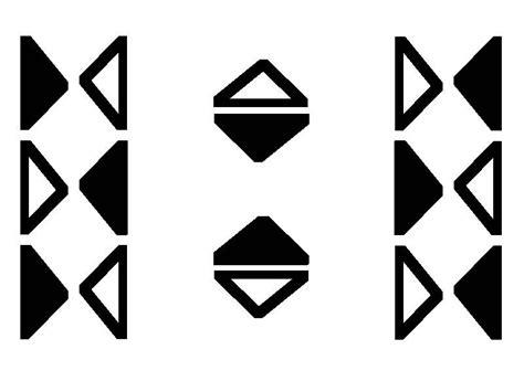 ley de la simetria | Triangle tattoo, Geometric tattoo ...