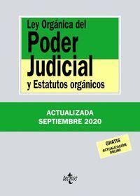 LEY ORGÁNICA DEL PODER JUDICIAL   40   LIBRERÍA CANAIMA