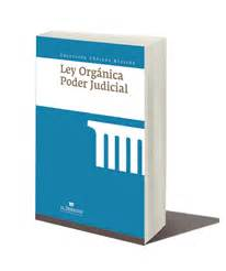 Ley Orgánica del Poder Judicial, isbn: 9788491691969. Juan ...