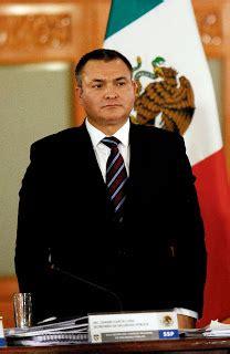 Ley y Orden en Mexico: Garcia Luna: Quien es Genaro Garcia ...