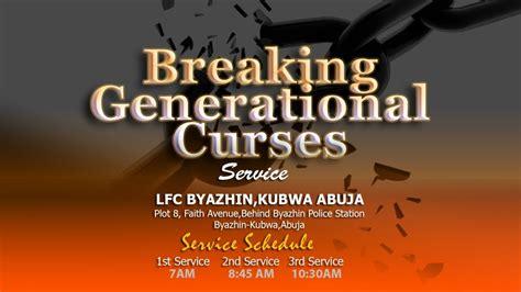 LFC BYAZHIN: BREAKING GENERATIONAL CURSES 1/3/2020   YouTube