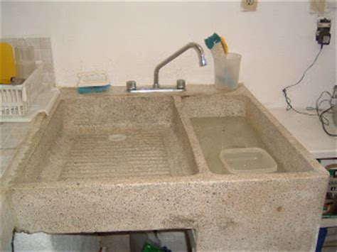 Liana s SazOn: What Is That Strange Cement Sink like Thing ...