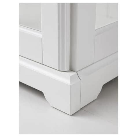 LIATORP Vitrina   blanco   IKEA