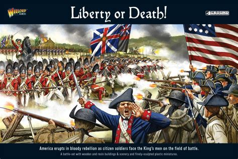 Liberty or Death  American War of Independence Battle Set ...