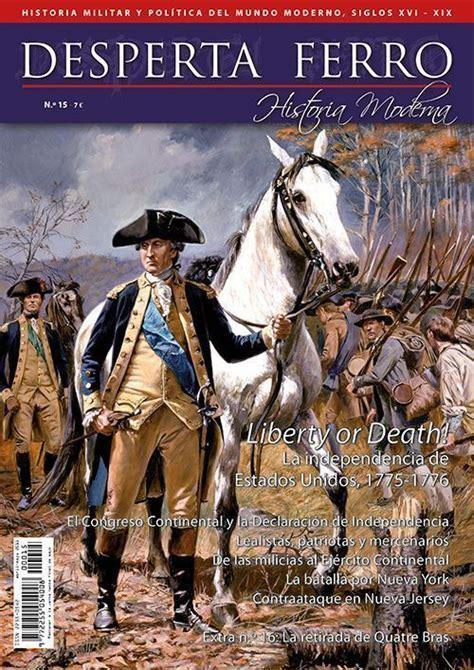 Liberty or Death! La guerra de independencia de EEUU en ...