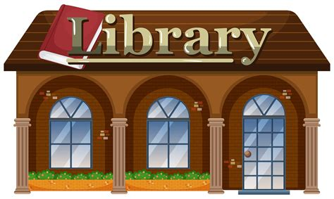 Library Icon Free Vector Art    61902 Free Downloads