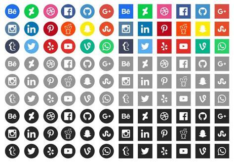 Libre Social Media Icons   Descargar Vectores Gratis ...