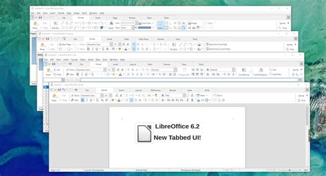 LibreOffice 6.2 Released, This is What s New   OMG! Ubuntu!