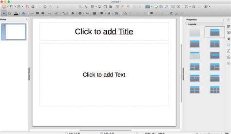 LibreOffice 6.3.2   Descargar para Mac Gratis
