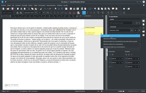 LibreOffice 6.4 Free Download   ALL PC World