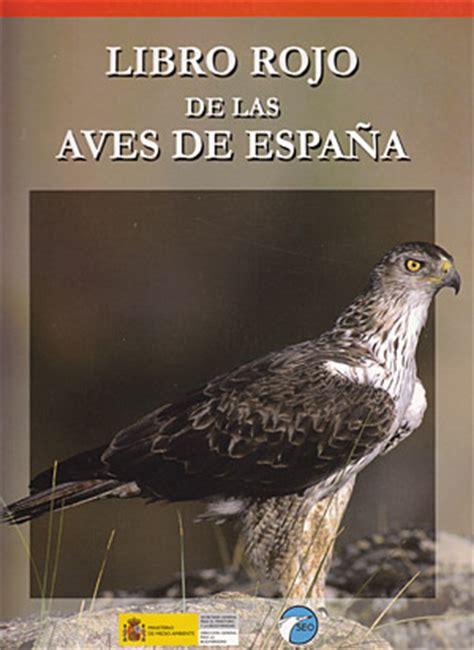 Librería Desnivel   Libro rojo de las aves de España   VV. AA.