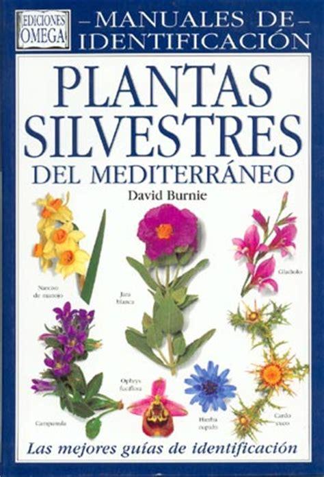 Librería Desnivel   Plantas Silvestres del Mediterráneo ...