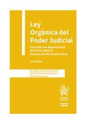 Librería Dykinson   Ley Orgánica del Poder Judicial ...