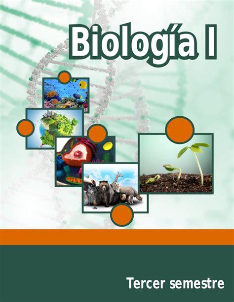 Libro Biología I