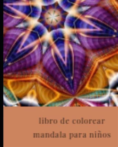 libro de colorear mandala para ni�os : Libro para ...