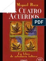 Libro de los cuatro acuerdos pdf > akzamkowy.org