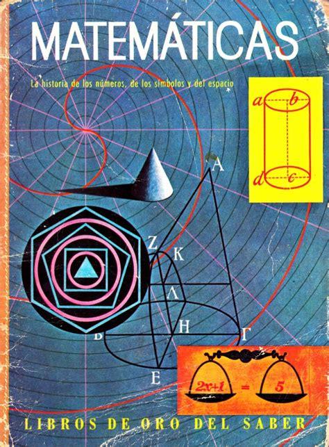 Libro de oro de matemáticas