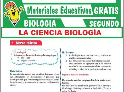 Libro De Secundaria Primer Grado Biologia   Libros Favorito