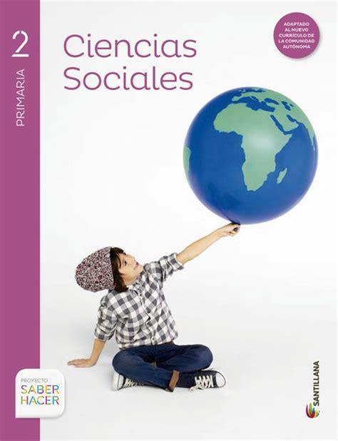 libro de texto ciencias sociales 2 primaria santillana ...