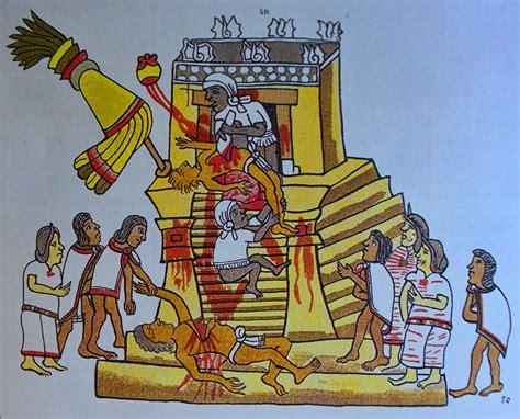 Libro desmitifica el sacrificio humano entre los mexicas a ...