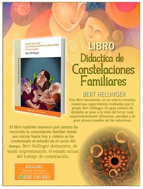 Libro Didáctica de Constelaciones Familiares El ...