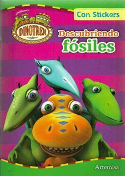 Libro Dino Tren   Descubriendo Fósiles, ISBN 9789876743426 ...