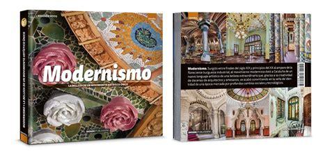 Libro fotográfico: Modernismo, un movimiento artístico único