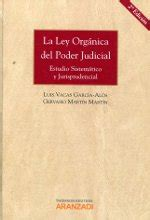 Libro: La Ley Orgánica del Poder Judicial   9788490140635 ...