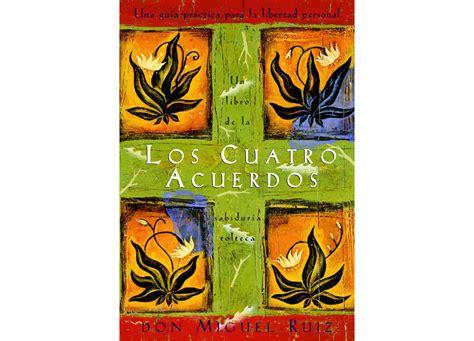 Libro Los 4 Acuerdos Dr. Miguel Ruiz   Kemik Guatemala | Kémik