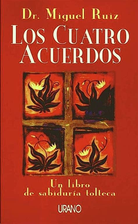 Libro Los Cuatro Acuerdos   Miguel Ruiz   Envio Gratis ...