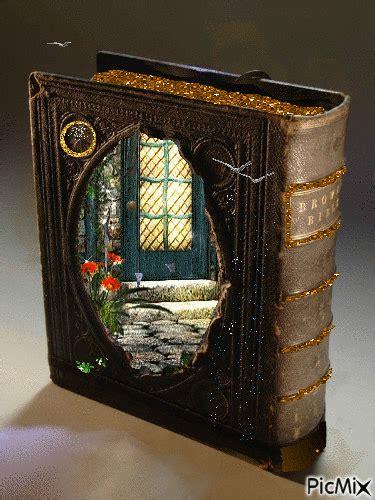 Libro mágico. | Libro mágico, Gif de paisajes, Fotos ...