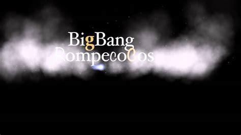 Libro para niños: Big Bang RompecoCos ~ El origen del ...