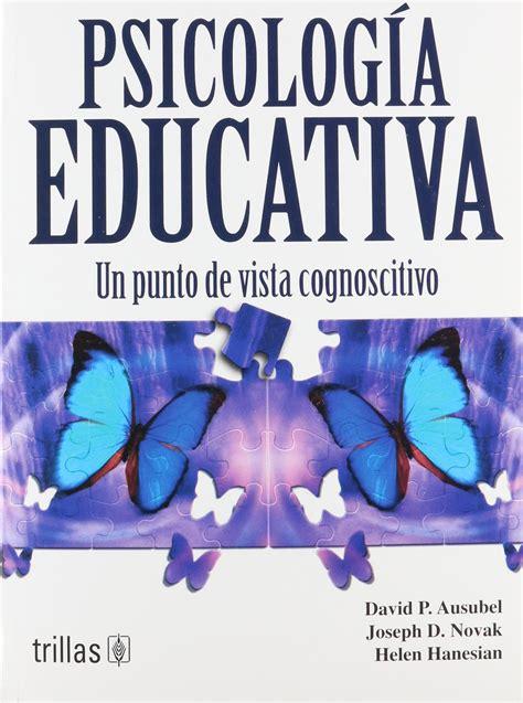 Libro psicologia educativa david ausubel pdf ...