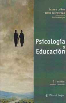 Libro Psicología y Educación, Susana Leliwa E Irene ...