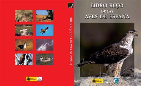 Libro Rojo de las Aves de España   Comunidad ISM