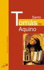 Libro Santo Tomas De Aquino PDF ePub   LibrosPub
