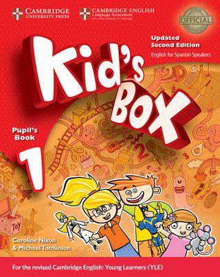 Libros de inglés para niños primaria   Cambridge ...