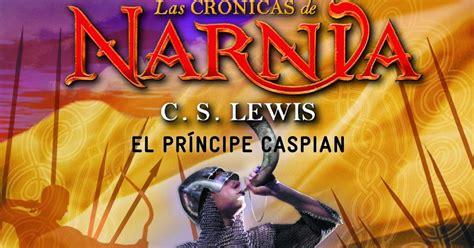Libros en formato PDF.: El Príncipe caspian.