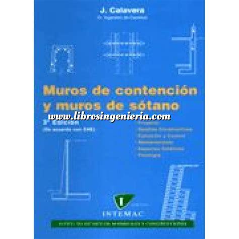 Libros ingeniería. Tienda online : Ingeniería del terreno ...