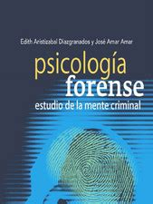 LIBROS PDF: PSICOLOGIA FORENSE  ESTUDIO DE LA MENTE CRIMINAL