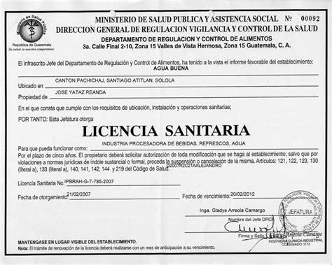 Licencia En Farmacia