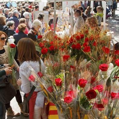 Licencia venta rosas en Lleida Sant Jordi 2018 Descarga online