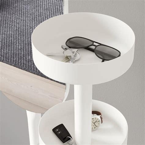 LIERSKOGEN Perchero con espejo   blanco   IKEA